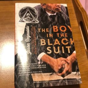3 for $20/The Boy in the Black Suit Jason Reynolds